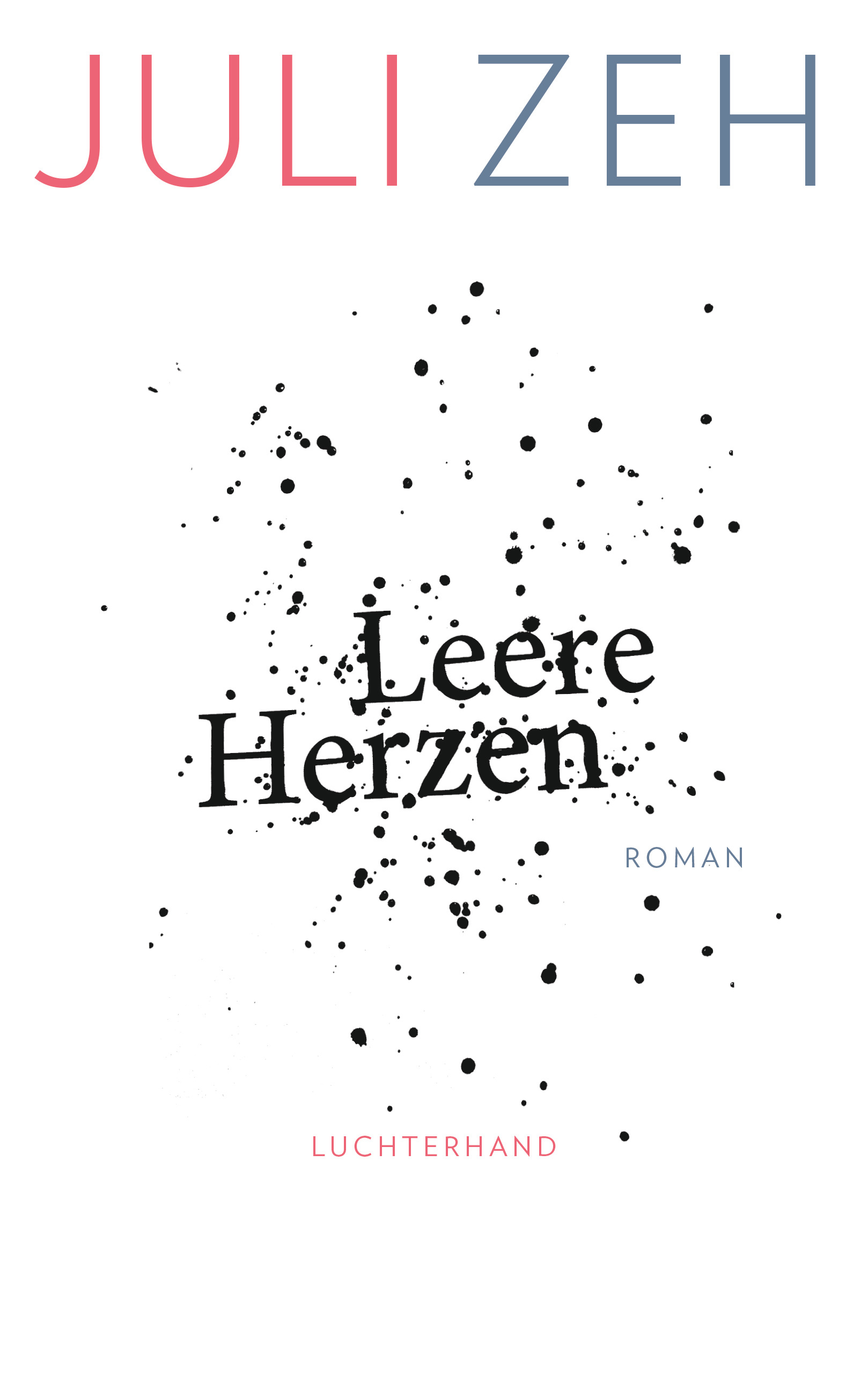 Leere Herzen Book Cover