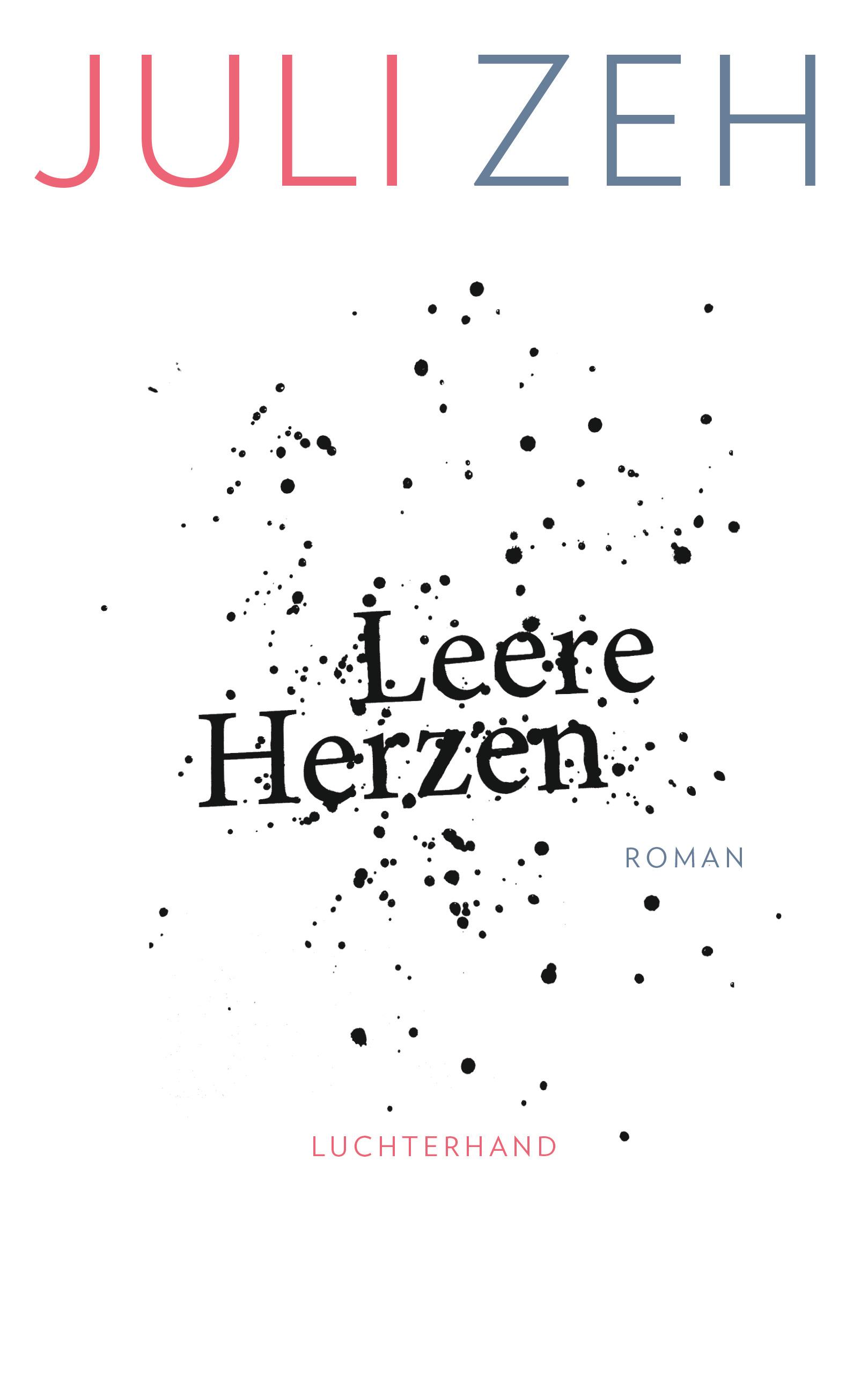 Leere Herzen Book Cover