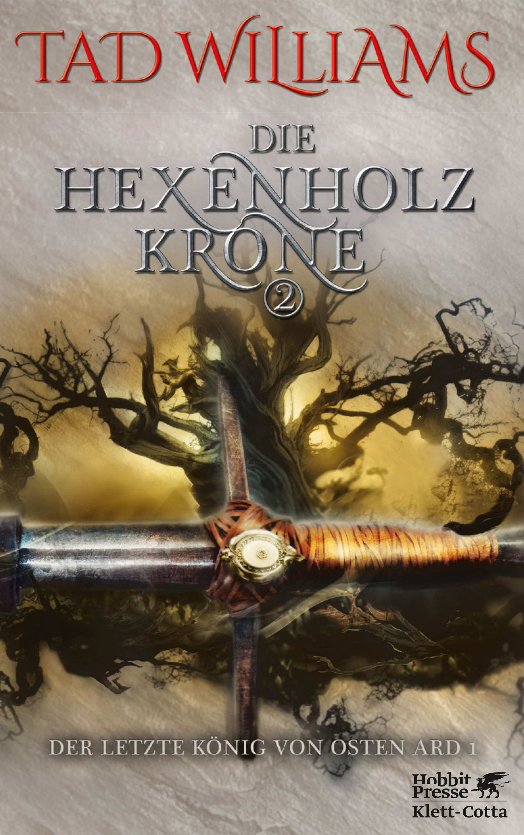 Die Hexenholzkrone 2 Book Cover