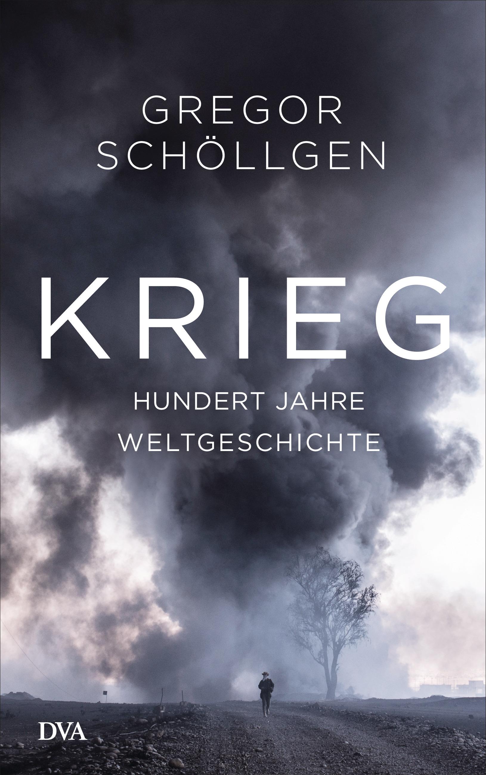 Krieg Book Cover