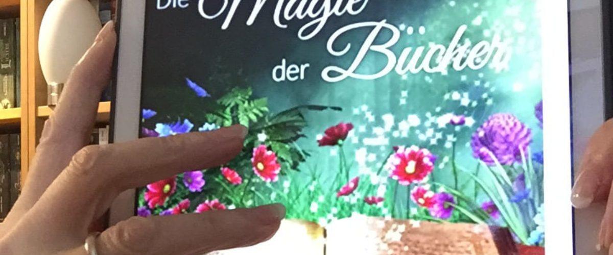 """""""Die Magie der Bücher (Kurzgeschichten)"""" von Nadja Losbohm"""