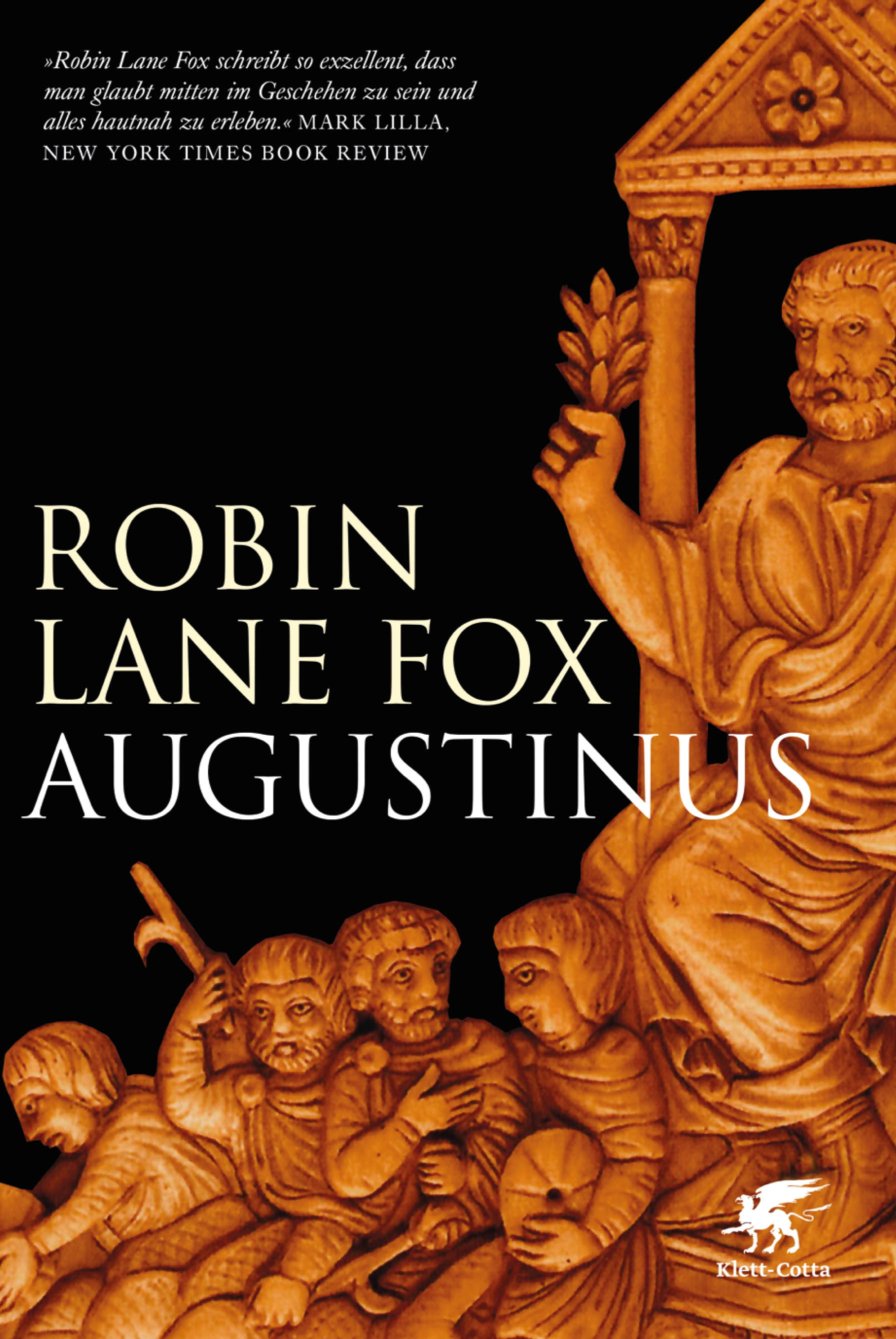 Augustinus Book Cover