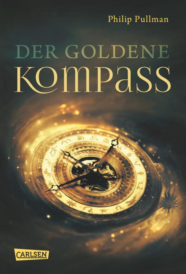 Der goldene Kompass Book Cover