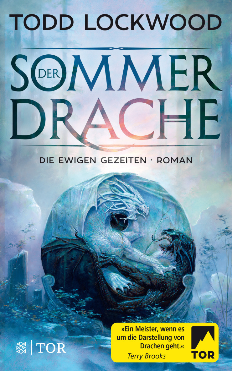 Der Sommerdrache Book Cover
