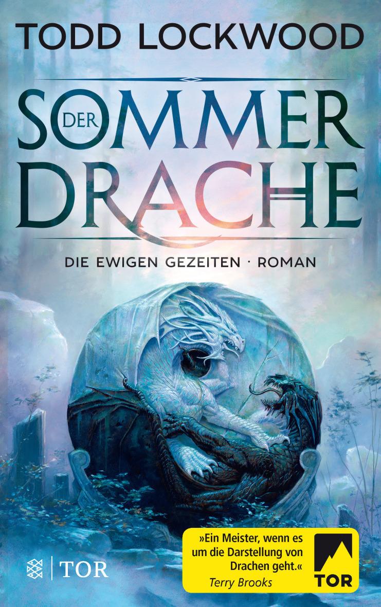 Der Sommerdrache Book Cover