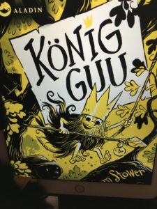 "Rezension ""König Guu"" Adam Stower Buchkritik"