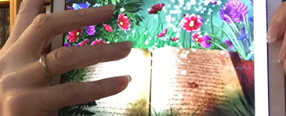 Die Magie der Bücher- Nadja Losbohm