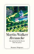 """""""Revanche"""" Book Cover"""