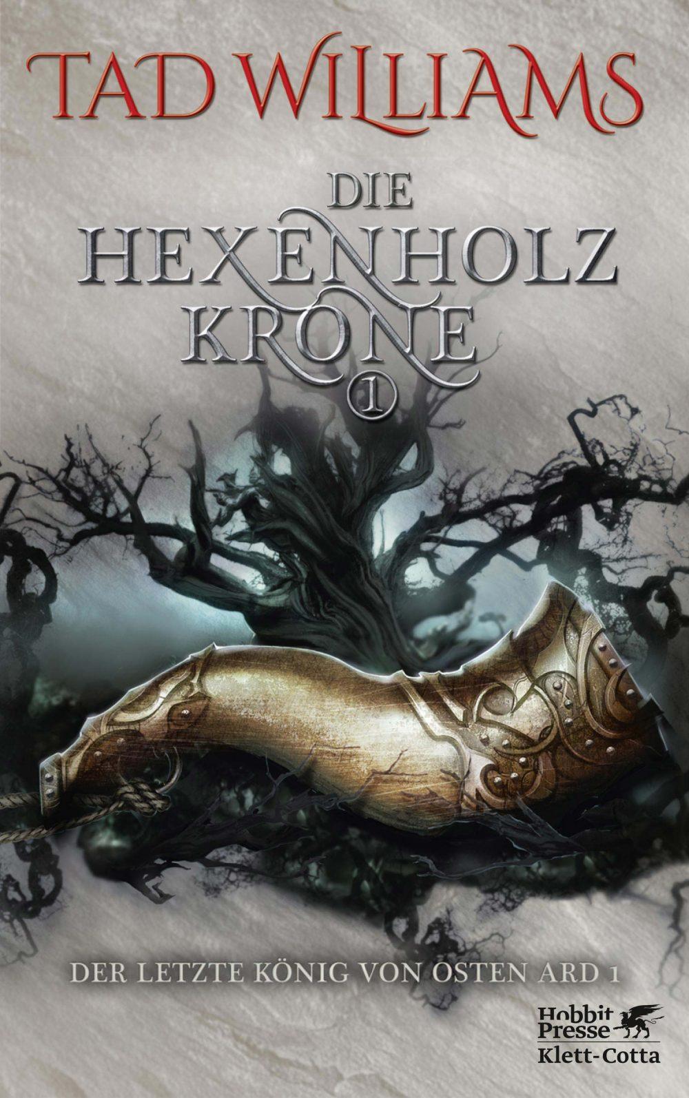 """Der letzte König von Osten Ard"""" Book Cover"""