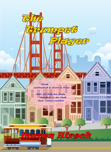 The Trumpet Player Book Cover
