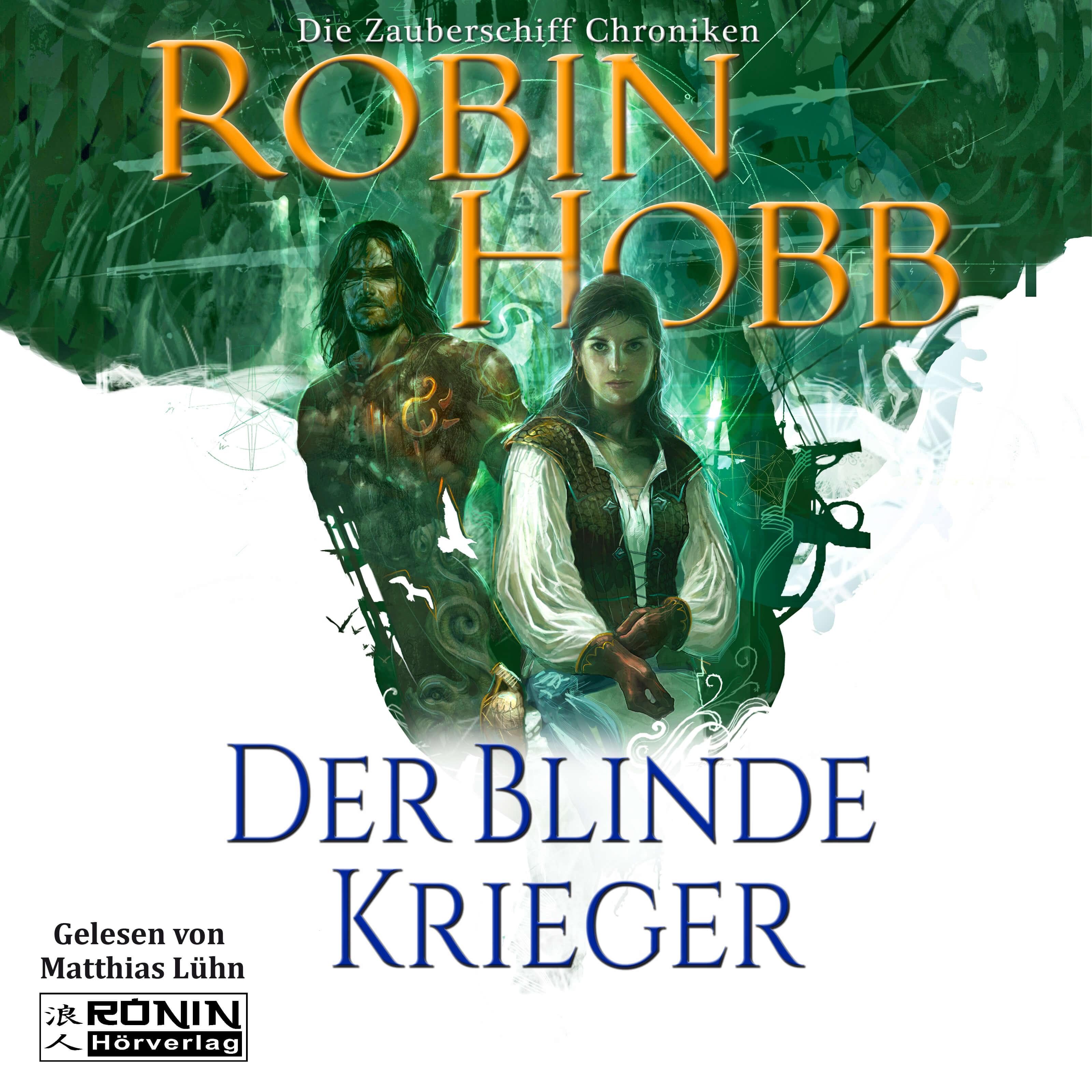 Der blinde Krieger Book Cover
