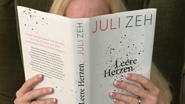 Leere Herzen von Juli Zeh
