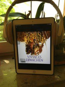 """Viviaces Erwachen"" Robin Hobb"