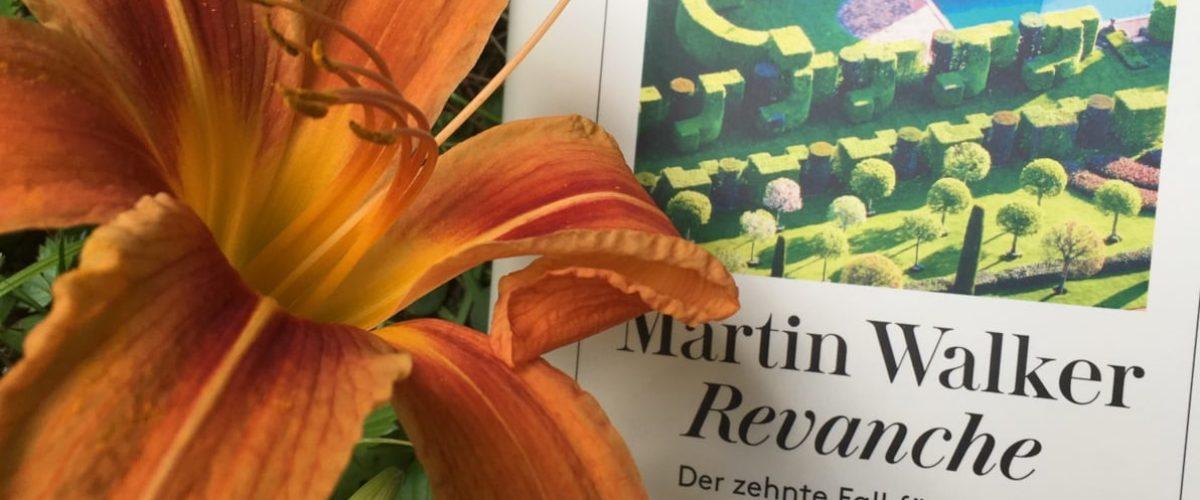 """""""Revanche"""" von Martin Walker"""