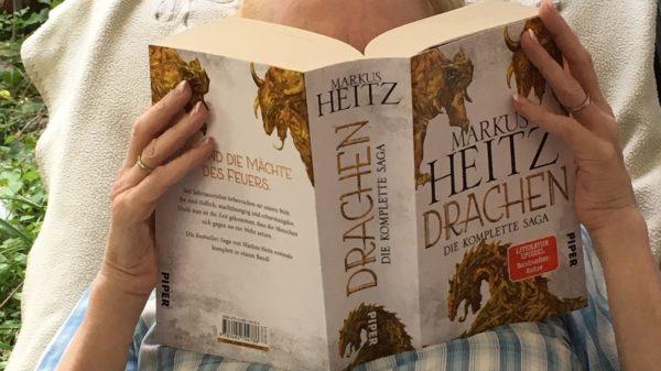 Drachen von Markus Heitz