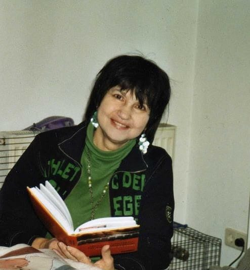Interview mit Dr. Rosemarie Benke-Bursian