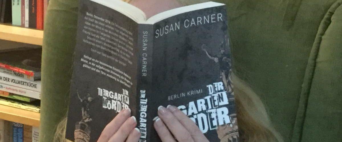 """""""Der Tiergartenmörder"""" von Susan Carner"""