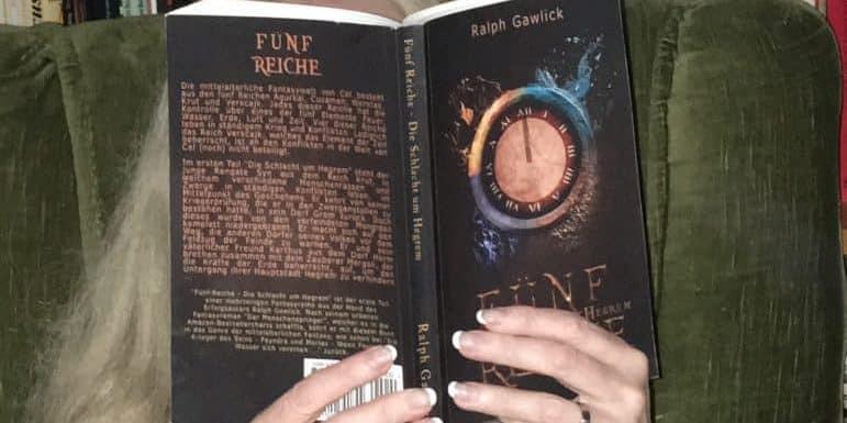 """""""Fünf Reiche - Die Schlacht um Hegrem"""" von Ralph Gawlick"""
