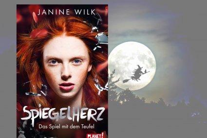 collage spiegelherz JUGENDBÜCHER