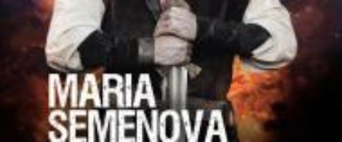 """""""Wolkodav I – Das Schwert des Grauen Hundes (Slawische Fantasy)"""" von Maria Semenova"""
