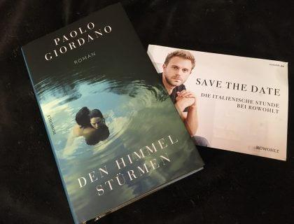 italienische Stunde Buchmesse