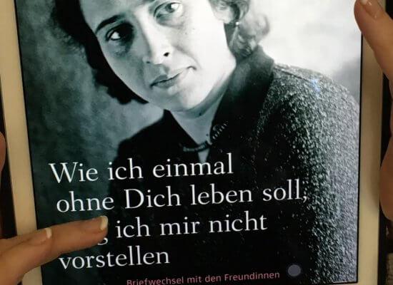 Hannah Arendt Briefe Romane
