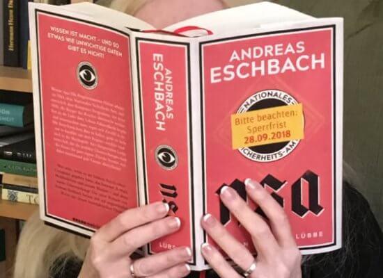 NSA Andreas Eschbach Romane