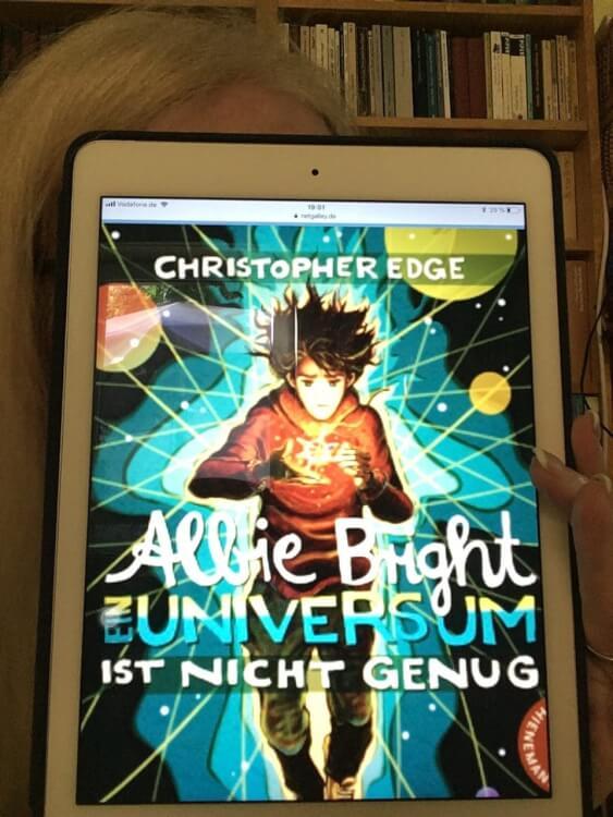 Christopher Edge Jugendbücher