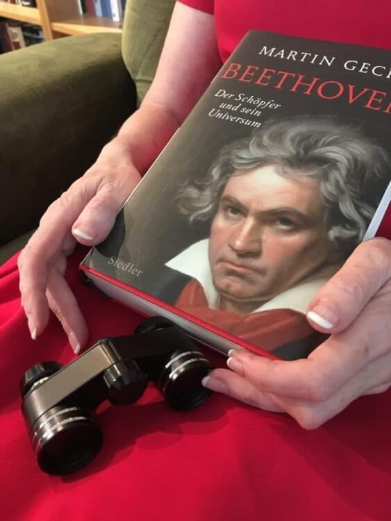 Beethoven Martin Geck Romane