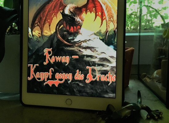 Rowan Verteidigung der Felsenburg