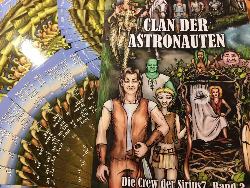 Clan der Astronauten Fantasy