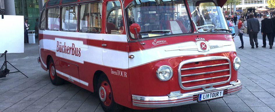 Bücherbus Frankfurt teil 2