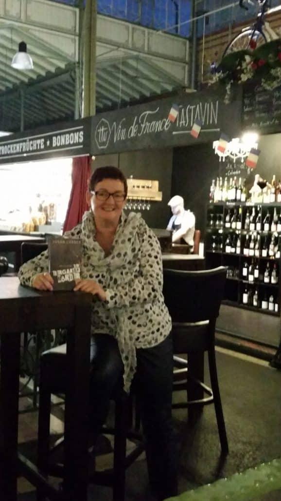 Interview mit Susan Carner am 9. November 2018