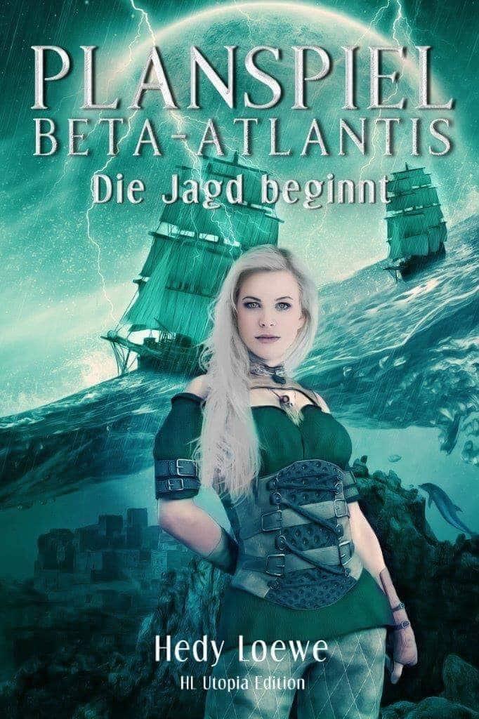 Planspiel Beta-Atlantis Book Cover