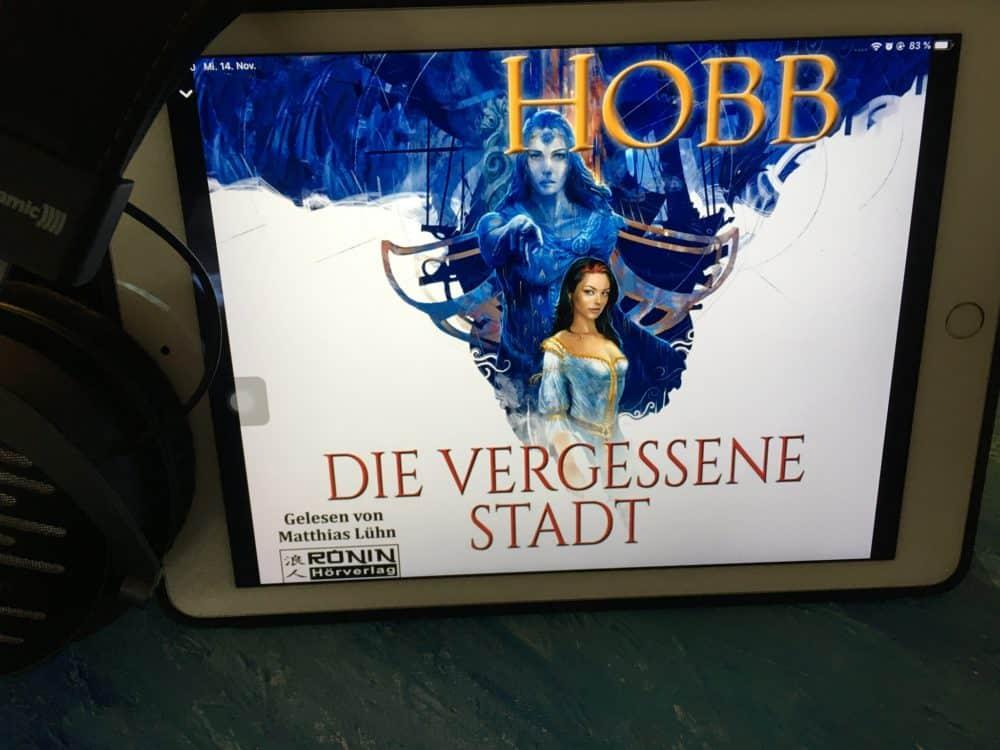 Die vergessene Stadt Zauberschiff Robin Hobb