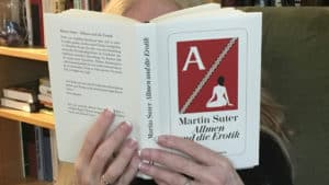 Martin Suter Allmen und die Erotik Krimi
