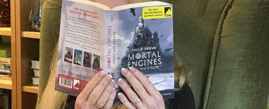 Mortal Engines Krieg der Städte steampunkt