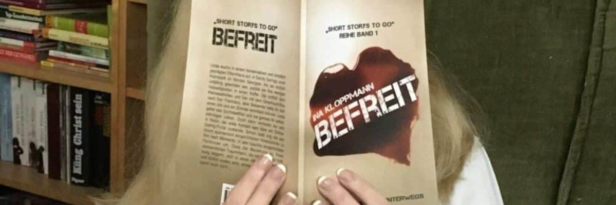 """""""Befreit"""" von Ina Kloppmann"""