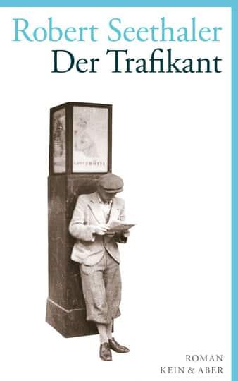 Der Trafikant Book Cover