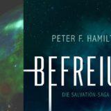Befreiung Titelbild Peter F Hamilton