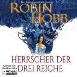 """Rezension """"Herrscher der drei Reiche""""(Zauberschiffreihe) von Robin Hobb"""