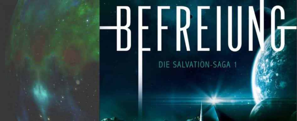 Buchblog Befreiung Peter Hamilton