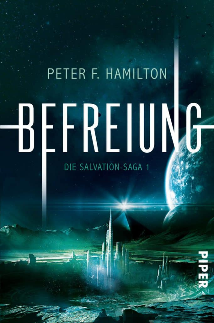 Befreiung Book Cover