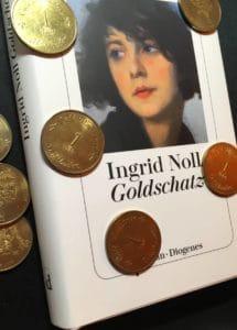 Rezension Goldschatz Ingrid Noll