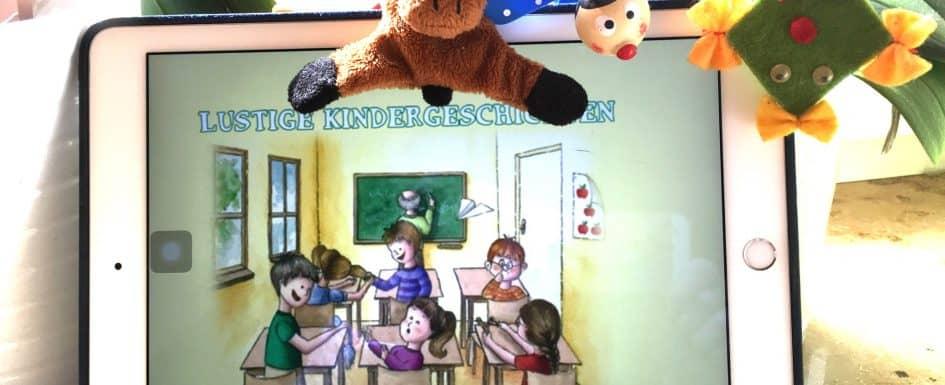 Lustige Kindergeschichten Barbara Bellmann Buchblog