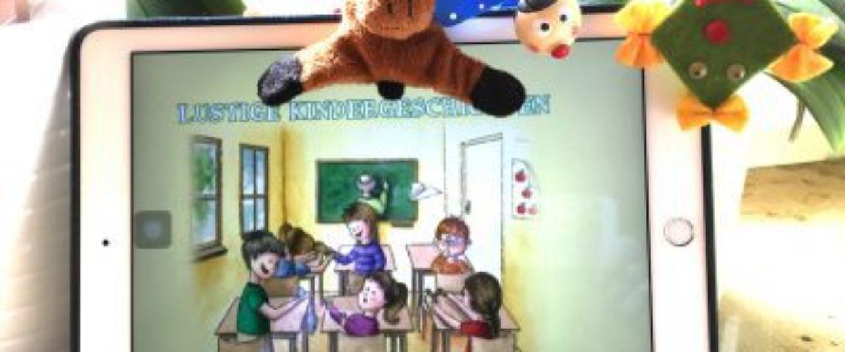 Lustige Kindergeschichten