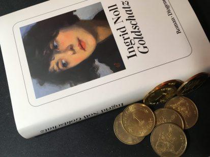 Rezension Goldschatz von Ingrid Noll Krimi und thriller Buchblog