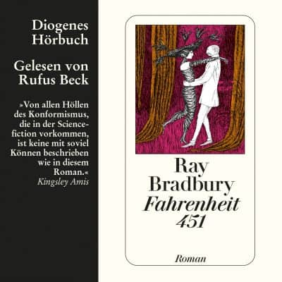 Literaturblog Sciencefiction Fahrenheit 451 von Ray Bradbury Rezension