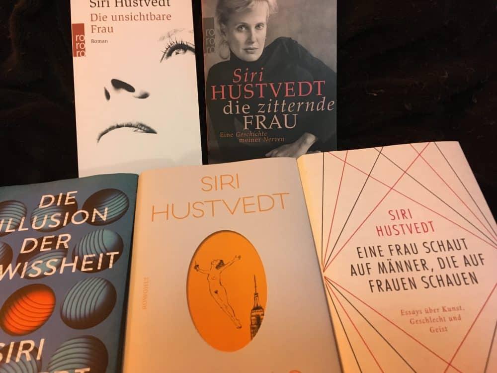 Standing Ovations Siri Hustvedt Literaturblog
