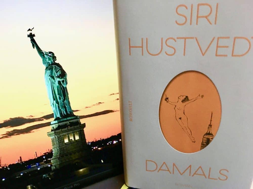 """Rezension """"Damals"""" von Siri Hustvedt"""